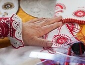 Embroidery is to be a leading theme of the Jagiellonian Fair this year. Foto