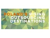 Poland's Rising Outsourcing Destinantions Foto