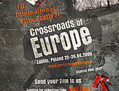 "Volunteers recruitment for the ""Crossroad of Europe"" Festival Foto"