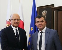 the Mayor of the City of Lublin and the Mayor of the City of Khmelnytskyi
