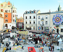 Lublin's representatives of the finest artists and artistic groups in the Old...