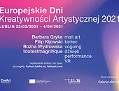 The European Days of Artistic Creativity 2021