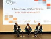 The 7th edition of the Eastern Europe Initiatives Congress, September 24-25, 2018 Foto