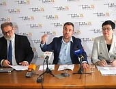 press conference of Cross-Border Cooperation Congress Lublin 2020
