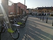The Lublin City Bike season has been extended until November 30! Foto