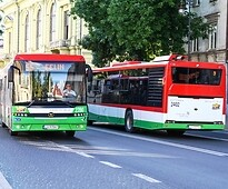 Buses in Lublin