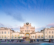 Lublin Main Railway Station