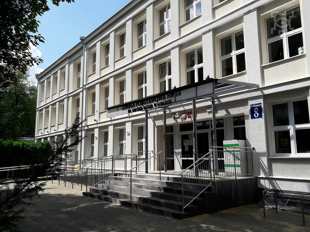Budynek SP18 Lublin