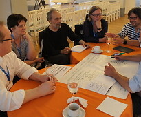 "Workshops on networking – ""European Heritage Label""."