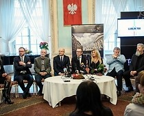 Presentation of the agenda of the Inauguration Week of the 700th Anniversary of...