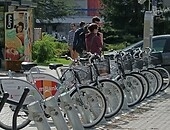 Lublin City Bike system to be extended Foto