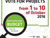 Vote for projects in Lublin's Participatory Budgeting 2017 Foto