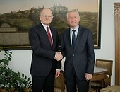 Secretary General of the Council of Europe visits Lublin Foto