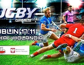 Rugby Europe Trophy na Arenie Lublin