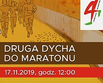 Druga Dycha do Maratonu 17.11