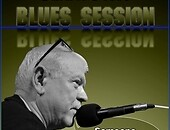 Hades blues session - plakat