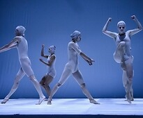 International Dance Theatre Festival...