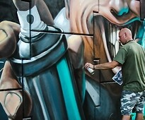 Meeting of Styles – The International Graffiti Festival