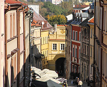 The Old Town and The Grodzka Gate