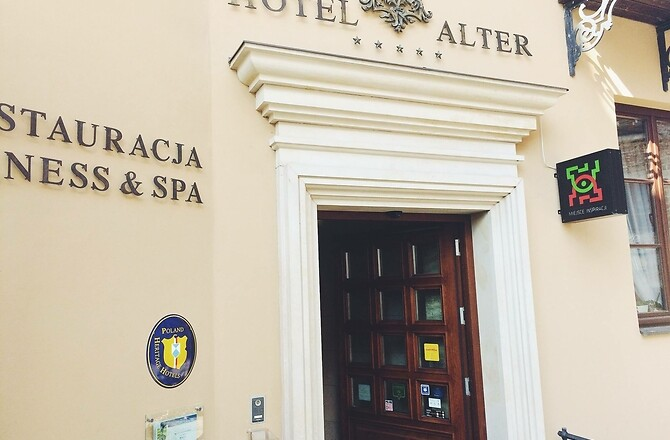 Hotel Alter - Heritage Hotels Poland