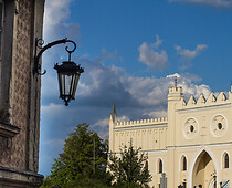 The Lublin Castle...