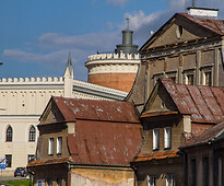 The Old Town and The Lublin Castle...