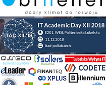 IT Academic Day 2018
