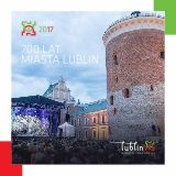 700 years of the City of Lublin - leaflet