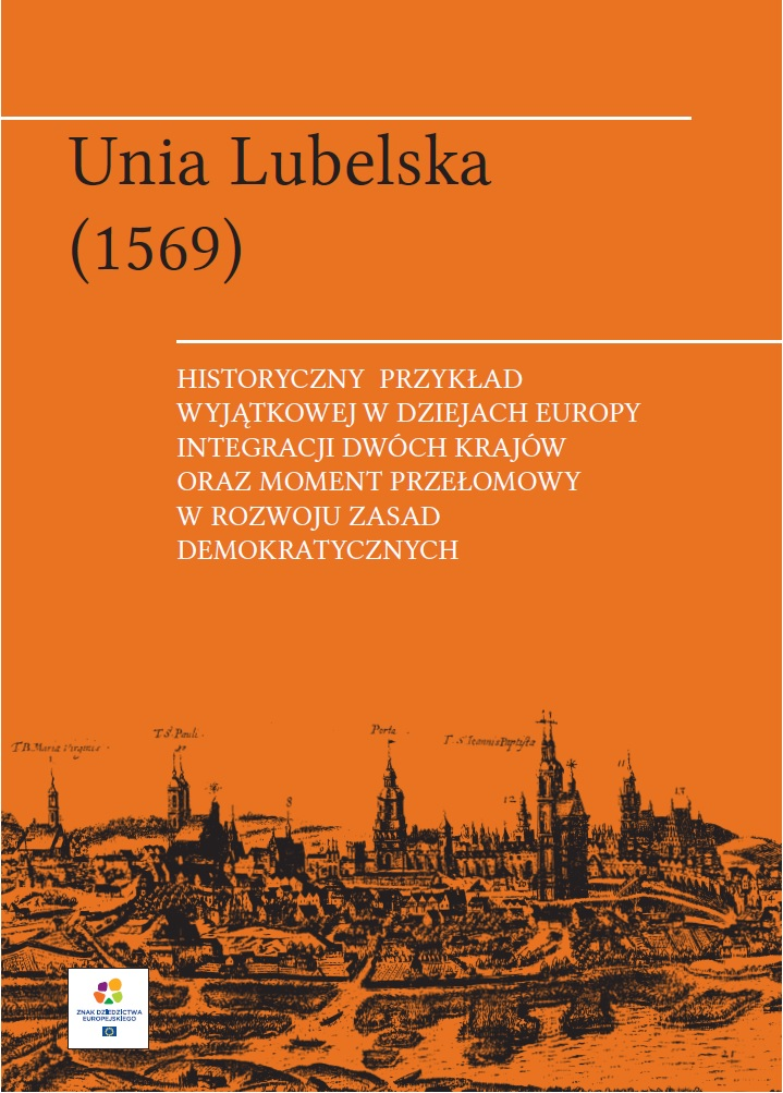 UNION OF LUBLIN (1569) BROCHURE