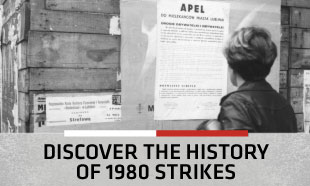 Discover the history of 1980 strikes