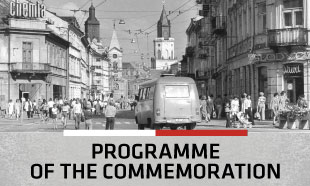 Programme of the commemoration