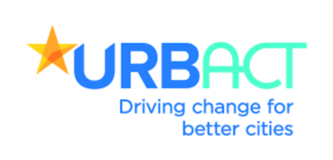 Logo programu URBACT