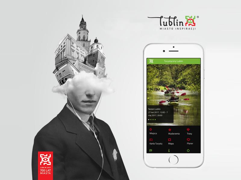 Aplikacja Turystyczny Lublin