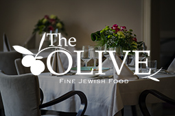 the olive banner